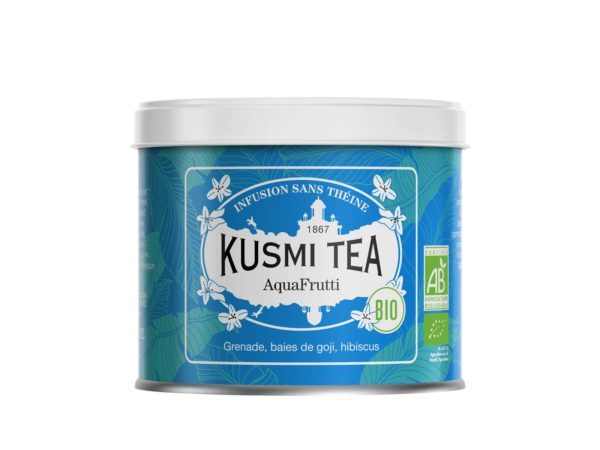 kusmi tea - thé bio - vente de thé en ligne