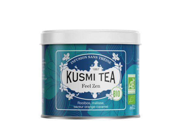 kusmi tea - thé bio - achat de thé en ligne