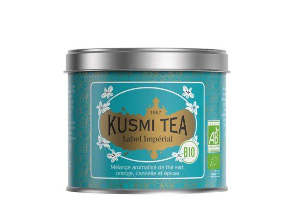 kusmi tea - thé vert bio - vente de thé bio en ligne