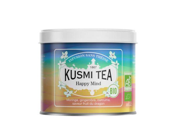 kusmi tea - thé bio - achat de thé bio en ligne