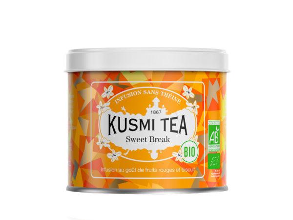 kusmi tea- vente de thé en ligne - thé bio