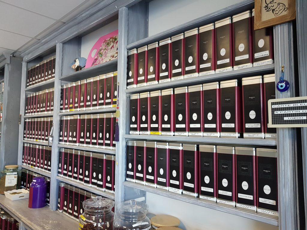 accessoire - vente en ligne thé - café en ligne