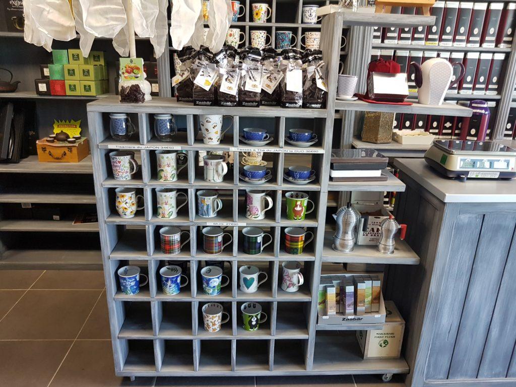 accessoire - vente en ligne thé - epicerie fine